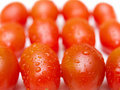 Free Red Cherry Tomatoes Royalty Free Stock Image - 8823076