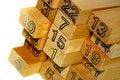 Free Wood Block Series Stock Image - 8824861