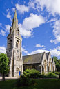 Free Christ Church In Wanstead Royalty Free Stock Photo - 8825865