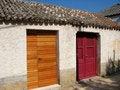 Free Wooden Doors Stock Images - 8826134