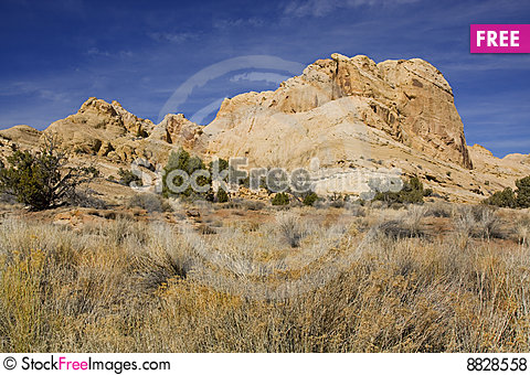 Free San Rafael Swell Royalty Free Stock Photos - 8828558