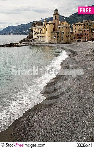 Camogli Stock Photo