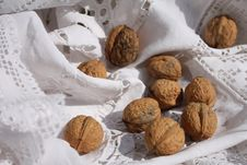Free Walnuts Royalty Free Stock Images - 8820609
