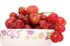 Free Red Grapes Stock Photography - 8821672