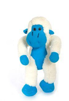 Free Toy Ape Stock Photo - 8822190