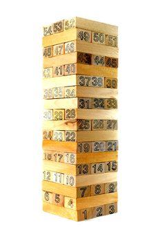 Free Wood Block Series 1 Royalty Free Stock Photos - 8822568