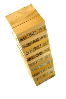 Free Wood Block Series 1 Royalty Free Stock Images - 8822609
