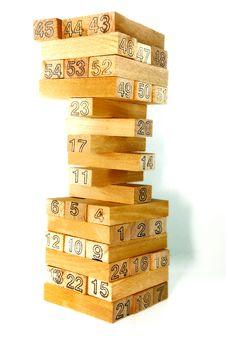 Free Wood Block Series 1 Royalty Free Stock Photography - 8822787