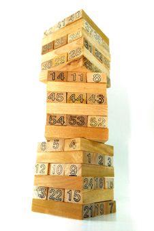 Free Wood Block Series 1 Royalty Free Stock Photos - 8822828