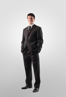 Free Businessman Royalty Free Stock Photos - 8823178