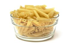 Free Penne In Container Royalty Free Stock Photography - 8823357