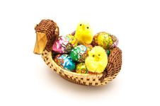 Free Easter Basket Stock Images - 8823524