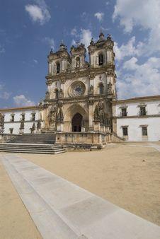 Free Monastery Alcobaça Royalty Free Stock Photography - 8824007