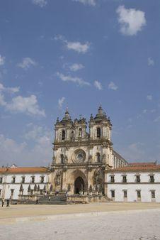 Free Monastery Alcobaça Stock Photography - 8824112