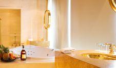 Free Enjoy Your Jacuzzi Bathtub Royalty Free Stock Photos - 8824738