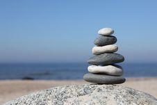 Free Balanced Stones Stock Image - 8824831