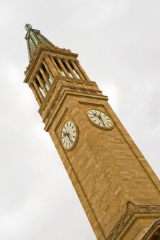 Free Brisbane Clock Tower Royalty Free Stock Images - 8825009