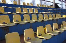 Free Abandoned Open-air Theater. Royalty Free Stock Images - 8825709