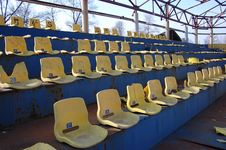 Free Abandoned Open-air Theater. Royalty Free Stock Image - 8825716
