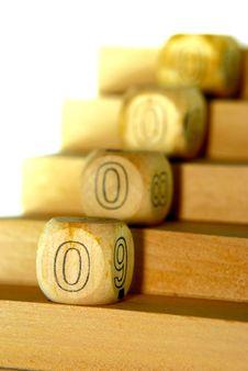 Free Wood Block Series Stock Image - 8825881