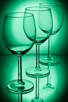 Free Wine Glasses Stock Images - 8826264