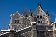 Free Castle In Winter Royalty Free Stock Photo - 8826565