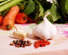 Free Ingredients Royalty Free Stock Image - 8826576