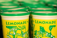 Free Fresh Lemonade For Sale Royalty Free Stock Photography - 8826867