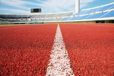 Free Stadium Track Stock Photos - 8826883