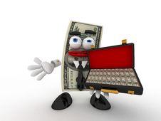 Free Million Dollar Stock Image - 8827271