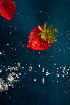 Free Strawberries Stock Photos - 8827463