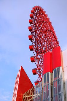 Free Hep5 Navio Osaka, Japan Royalty Free Stock Photography - 8827847