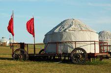 Free Yurt Royalty Free Stock Photo - 8828095