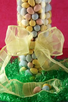Free Easter Egg Tower Stock Images - 8829114