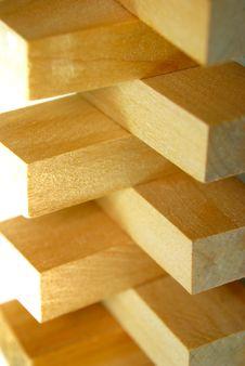 Free Wood Block Series 5 Stock Images - 8829624