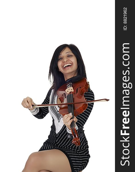 Sexy Indian musician