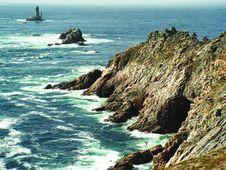 Free Pointe Du Raz, Finistère, Bretagne Stock Image - 88262411