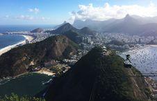 Free Sugar Loaf Mountain View &x28;Pão De Açúcar&x29;, Rio De Janeiro, Brazil Royalty Free Stock Images - 88262889