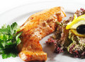 Free Hot Fish Dishes - Salmon Fillet Royalty Free Stock Images - 8837719
