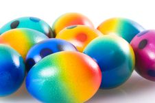 Free Easter Egg Close Up. Stock Image - 8830291