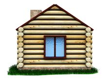 Free Small House Stock Image - 8830871