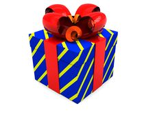 Free Gift Box Stock Photography - 8831182