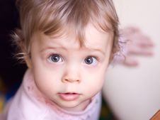 Free Little Girl Royalty Free Stock Photography - 8831817
