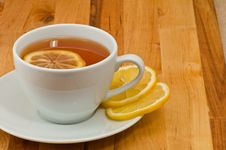 Free Tea And Lemon Stock Photos - 8832423