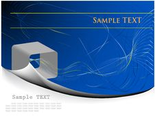 Free Vector Abstract Design Royalty Free Stock Photos - 8832668