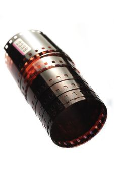 35mm Film Royalty Free Stock Photos