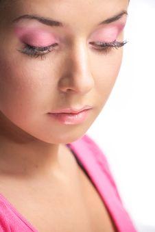 Free Beauty Woman Portrait Stock Photos - 8834643