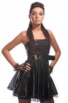 Free Beauty Woman Portrait Stock Photos - 8834673