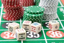 Free Casino Royalty Free Stock Image - 8834826