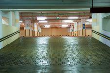 Free Carpark Interior Royalty Free Stock Images - 8834899